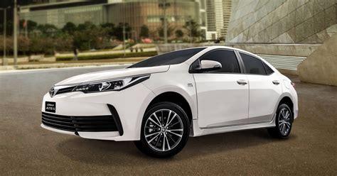 Toyota Corolla Altis Modification by Toyota Corolla Altis 1 6 Toyota Southern Motors