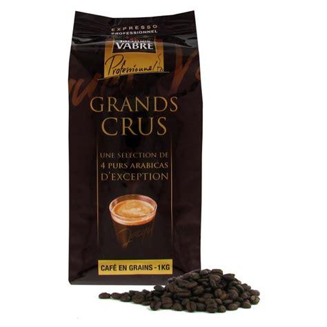 caf 233 en grains jacques vabre grands crus 1 kg coffee webstore