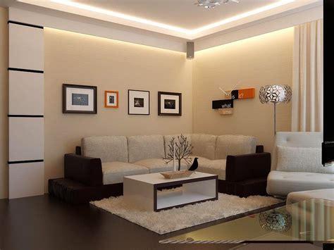 desain gambar ruang tamu minimalis modern desain cat