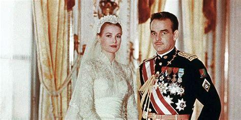prince rainier grace kelly and prince rainier s 60th wedding anniversary princess grace of monaco wedding photos