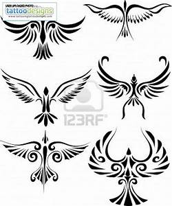 Sparrow tattoos Ideas: Pictures Of Tribal Bird Tattoos