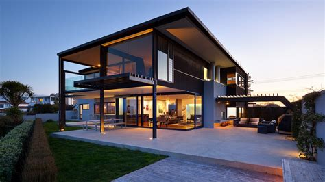 Modern contemporary architecture, cool big modern houses