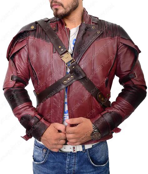 star lord jacket from guardians of the galaxy vol 2