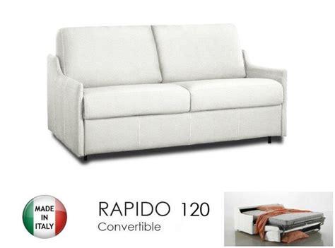 canapé lit 120 cm largeur canape lit 2 3 places convertible ouverture rapido