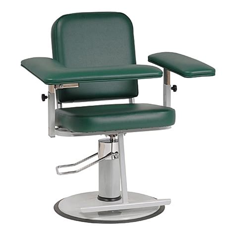 adjustable blood draw chair custom comfort medtek