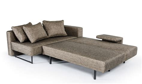 casa chaise divani casa olympic modern fabric sofa with chaise vig