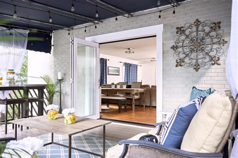 jeld wen unveils affordably priced folding patio door