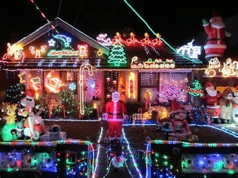 christmas lights australia 2013 youtube