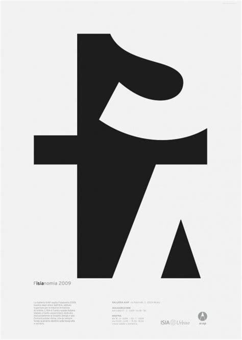 negative space letters minimal typography inspiration 187 we brisbane 82866