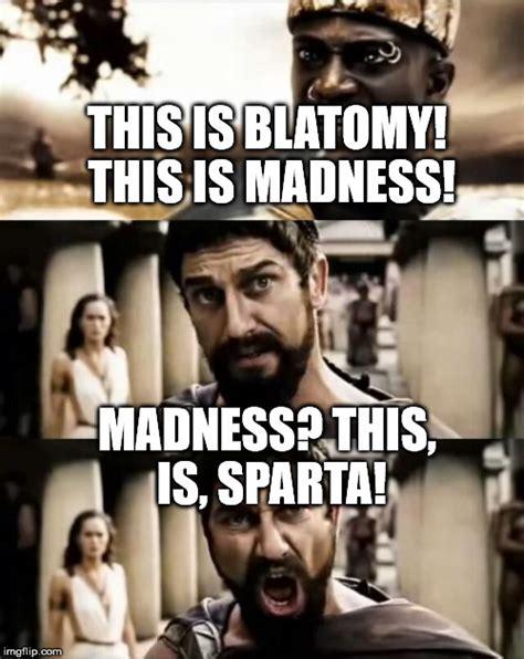 This Is Sparta Meme - image gallery sparta meme