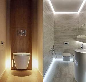 Ideen Fürs Bad : bad modern gestalten mit licht freshouse ~ Michelbontemps.com Haus und Dekorationen