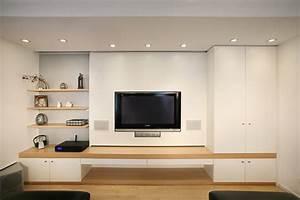 Tv Wand Modern : tv wand m bel ideen pinterest wand tvs and shelves ~ Michelbontemps.com Haus und Dekorationen