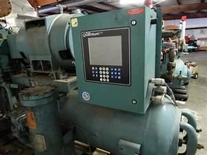 Used Frick Rwb Ii 100h Rotary Screw Compressor