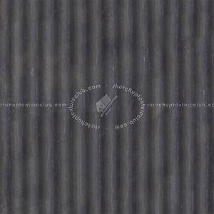 Dirty corrugated metal texture seamless 09968