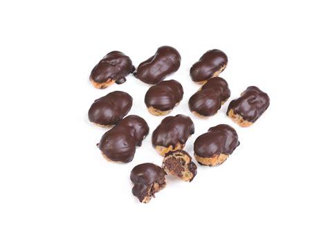Mazie Eklēri ar brūno šokolādi :: Liepkalni maiznīca