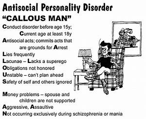 PERSONALITY DISORDERS at University of Texas - Health ...