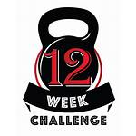 Fitness Kettlebell Clipart Challenge Week Fortress Launches