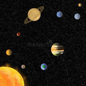 Our Solar System Stock Illustrations  U2013 289 Our Solar