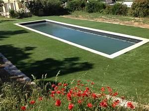 peut on utiliser du gazon synthetique autour dune piscine With gazon synthetique autour d une piscine