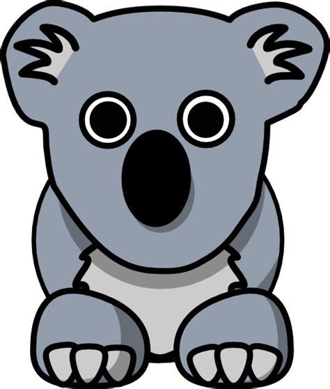 Clipart Koala by Koala Clip At Clker Vector Clip