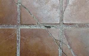 how to hide or repair cracked tiles in your home With how to fix a broken tile on the floor