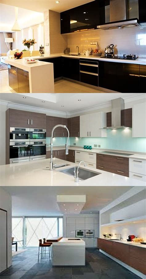 Spacious Modern Living Trends by Popular Spacious Modern Kitchen Design Trends Interior