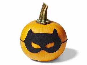 How, To, Make, Glittered, Pumpkins