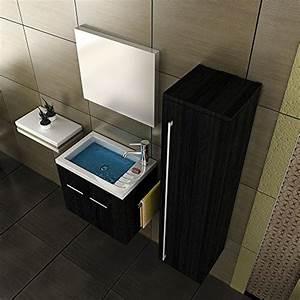 Unterschrank 50 Cm Breit : mineralguss waschbecken mit unterschrank 50 cm breit spiegel bad design badezimmer becken ~ Yasmunasinghe.com Haus und Dekorationen