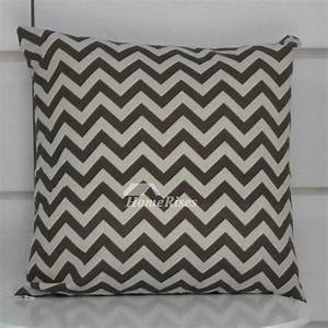 decorative pillows cheap square geometric linen white With cheap black and white throw pillows