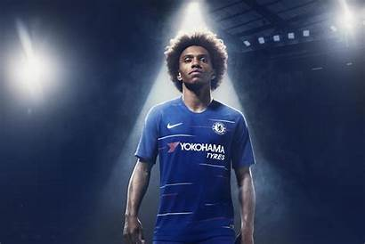 Chelsea Kit Fc Willian Football Nike Kits