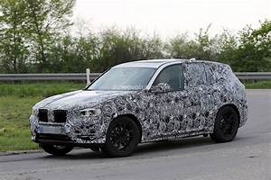 Bmw X3 G01 : bmw g01 x3 expected to debut in 2017 deliveries to commence in 2018 autoevolution ~ Dode.kayakingforconservation.com Idées de Décoration