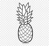 Pineapple Clip Clipart Hula Coloring Cute Pages Hawaiian Winter Hawaii Luau Flower Classroom Aloha Preschool Crafting Hair Middle Flyclipart Transparent sketch template