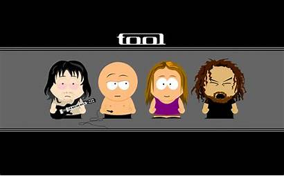Tool South Park Band Metal Wallpapers Background