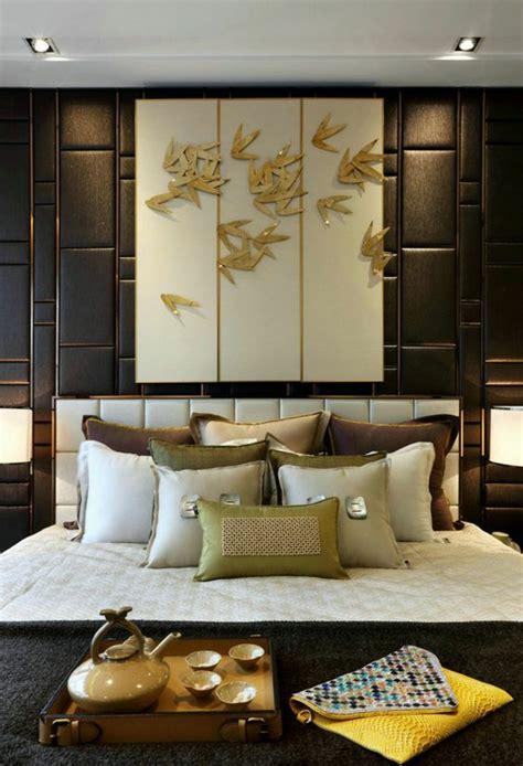 deco tapisserie chambre adulte excellent idee deco chambre lit tapisserie en marron