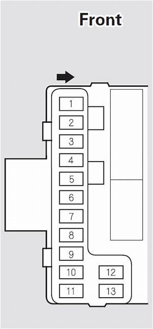 2004 Mdx Fuse Diagram 26060 Netsonda Es