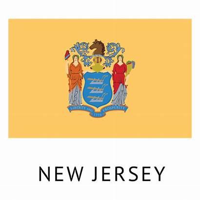 Jersey Flag State Transparent Svg Vector Colors