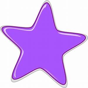 Purple Star Editedr Clip Art at Clker.com - vector clip ...