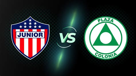 Junior vs Plaza Colonia EN VIVO online: ver partido Copa ...