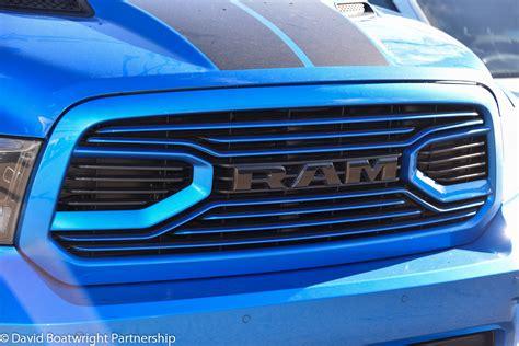 hydro blue ram limited edition  david boatwright