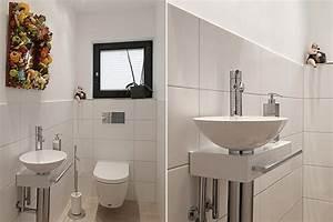 Waschbecken Gäste Wc Ideen : pin g ste wc modern mit steingutfliesen on pinterest ~ Sanjose-hotels-ca.com Haus und Dekorationen