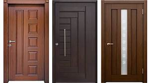 top 30 modern wooden door designs for home 2017 pvc door With interior door designs for homes