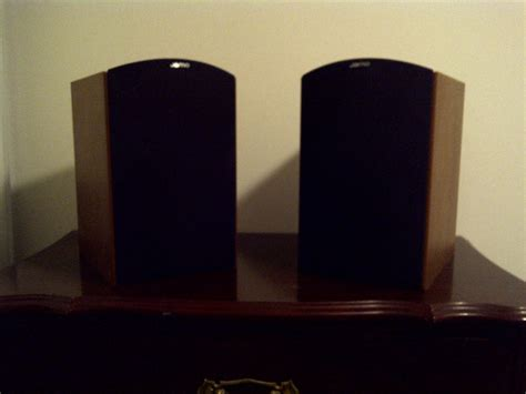 Bookshelf 29 High by Jamo E530 High End 140w Bookshelf Speakers For Sale