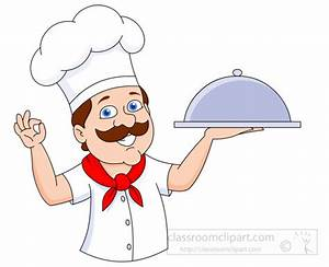 Chef Cooking Clipart – 101 Clip Art