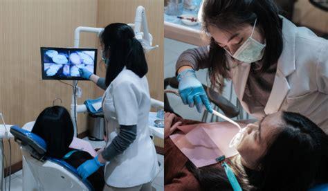 review memutihkan gigi  melisa dental care bogor
