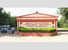 Campus Pondicherry University