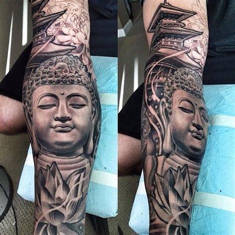 43 Mejores Imágenes De Buddha Tattoo On Shoulder En
