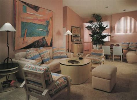Home Decor 80s : Outrageous Interior Design & Home Decor Of The 80s