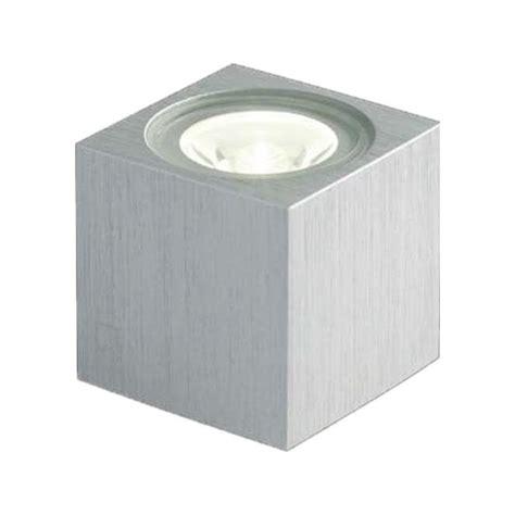 collingwood lighting mc010 s mini cube led wall light