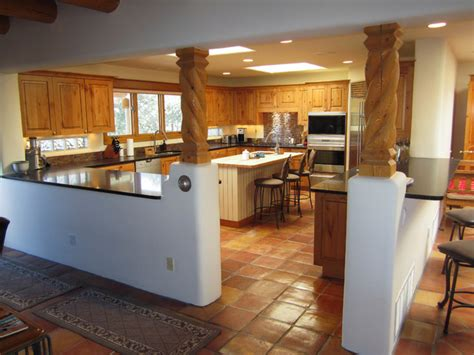 Modern Southwest Kitchen