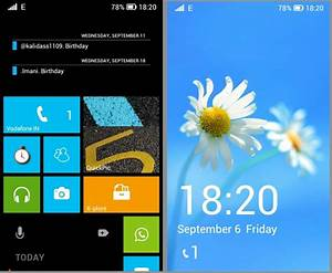 Android Apps With Heart Notification